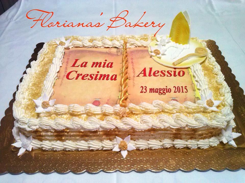 Great pdz with decorazioni per cresima for Decorazioni torte per cresima